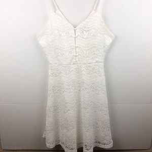 New Look Knitted Flare Mini Dress 10